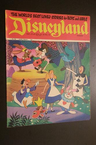 Disneyland Magazine - Different issues