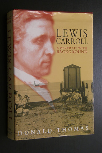 Lewis Carroll A Portrait with Background