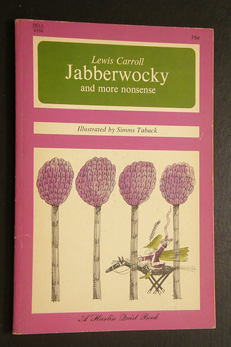 Jabberwocky and more nonsense