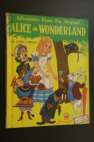 Adventures From The Original Alice in Wonderland