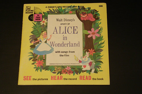 Walt Disney's Alice in Wonderland with Songs from the Film