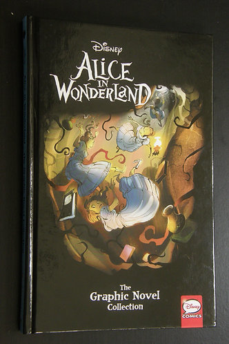 Disney Alice in Wonderland The Graphic Novel Collection