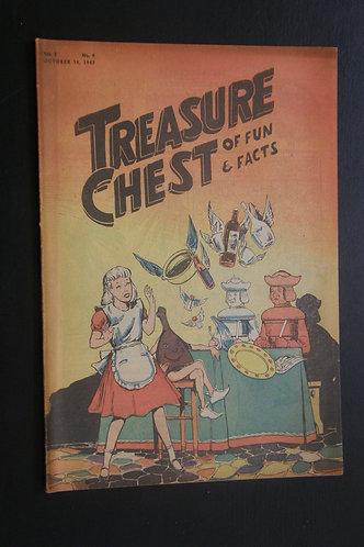 Treasure Chest of Fun & Fact Vol.3 No.4