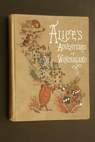Alice's Adventures in Wonderland + Through the Looking - Glass