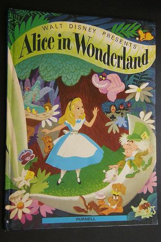 Walt Disney Presents Alice in Wonderland