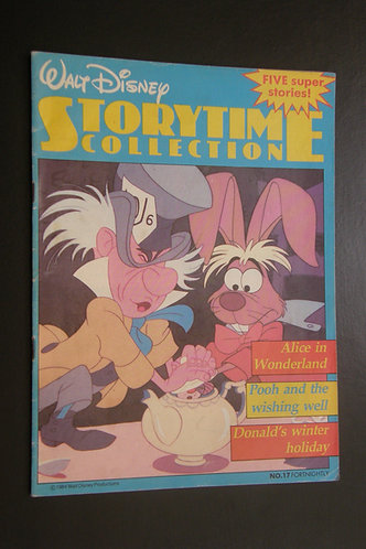 Walt Disney Storytime Collection No.17