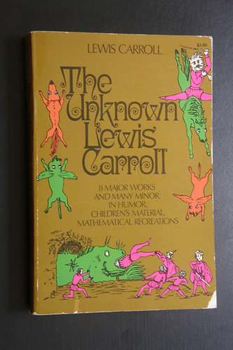 The Unknown Lewis Carroll