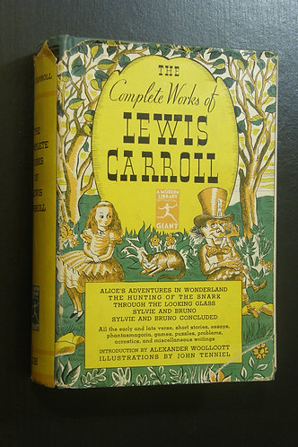The Complete Works of Lewis Carroll