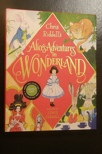 Chris Riddel's Alice's Adventures in Wonderland