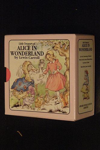 Little Treasury of Alice in Wonderland