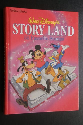 Walt Disney's Story Land - 55 Favorite Stories