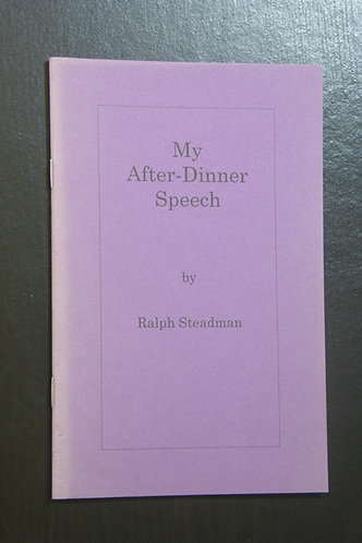 My After-Dinner Speech