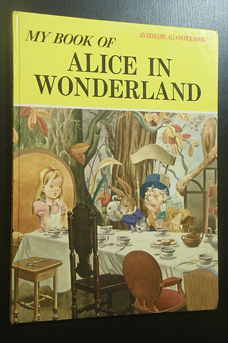 My Book of Alice in Wonderland
