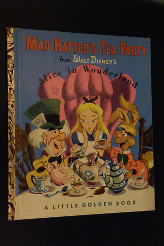 Mad Hatter's Tea Party from Alice in Wonderland