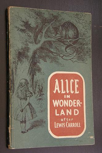 Alice in Wonderlad After Lewis Carroll