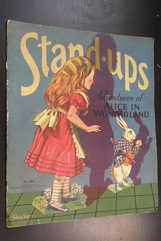 Stand - Ups Adventures of Alice in Wonderland