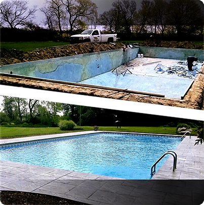 J Morin And Son Swimming Pools Rhode Island United