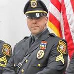 Sgt. Corey Robinson Northampton Police