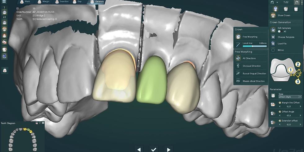 Entre al mundo de la Odontologia Digital