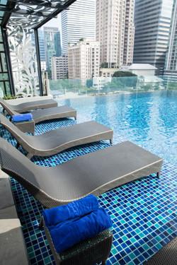 Rooftop Infinity Pool