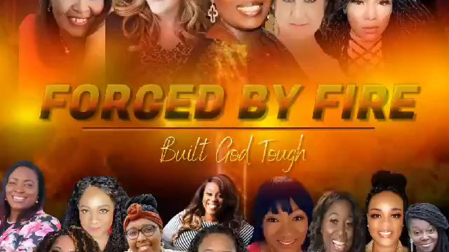 Forged By Fire: Built God Tough Anthology