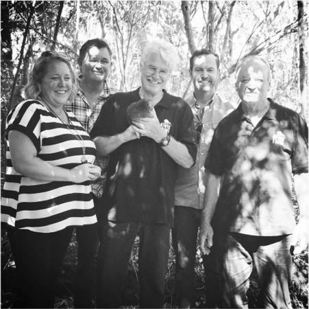 Our 11th Kiwi Release onto Motutapu Island with Sir Graham Henry and Kiwis for Kiwi.