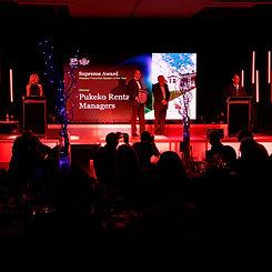awards large screen led wall video wall.