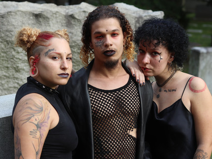 """KreatureLagoth releases a movie for """"9GOTH9DRIP9"""" - Exclusive Q&A"""