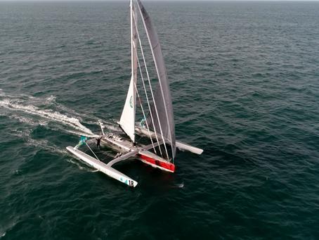 LES NEWS DE FAB  #4 - A bord de Team Vent Debout
