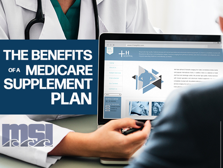 The Benefits of a Medicare Supplement Plan