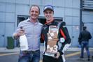 Monza Podio 2013 Porsche Carrera Cup