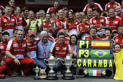 Vittora Alonso - Spagna 2012