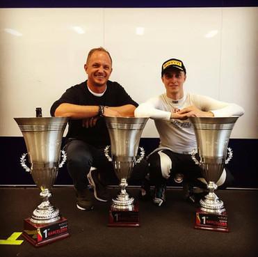 Campioni 2018 Blancpain Silver Cup