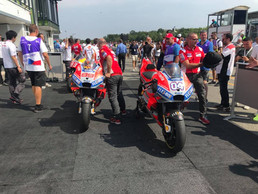 Vittoria Dovi - Brno 2018 Moto GP