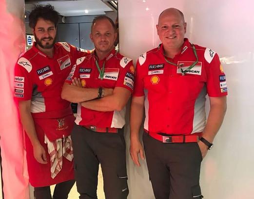 Ducati Hospitality 2018