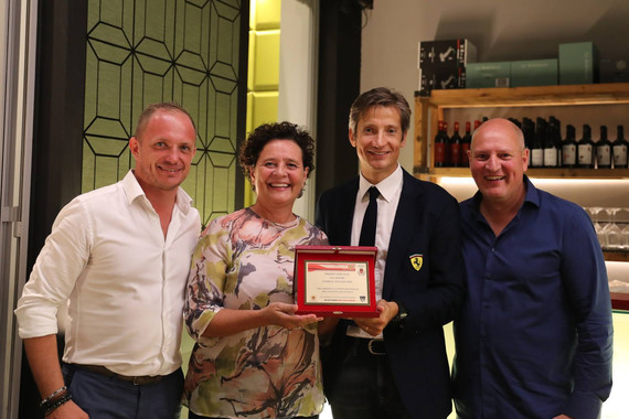 Massimo Rivola 2018 a Prato