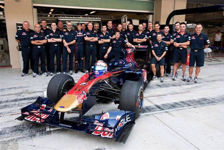 Bahrein F1 Toro Rosso