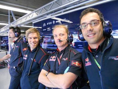 Interlagos 2010 Toro Rosso