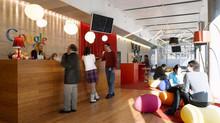 Lo spazio e l'ambiente di lavoro