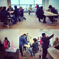 Community Project Workshop Series