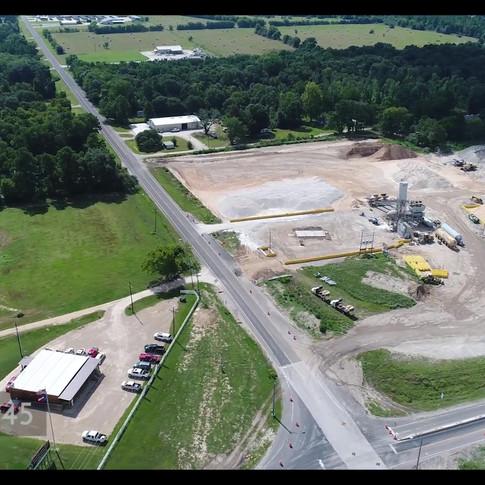 I-45 Drone Video