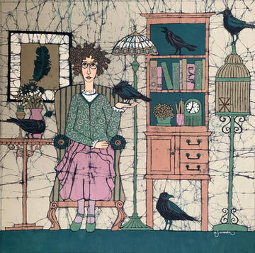 The Tale of Mrs. Crow