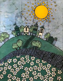 Sunshine on a Hill, 2019