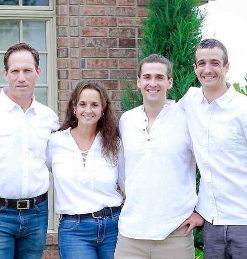Evans Go Green Family