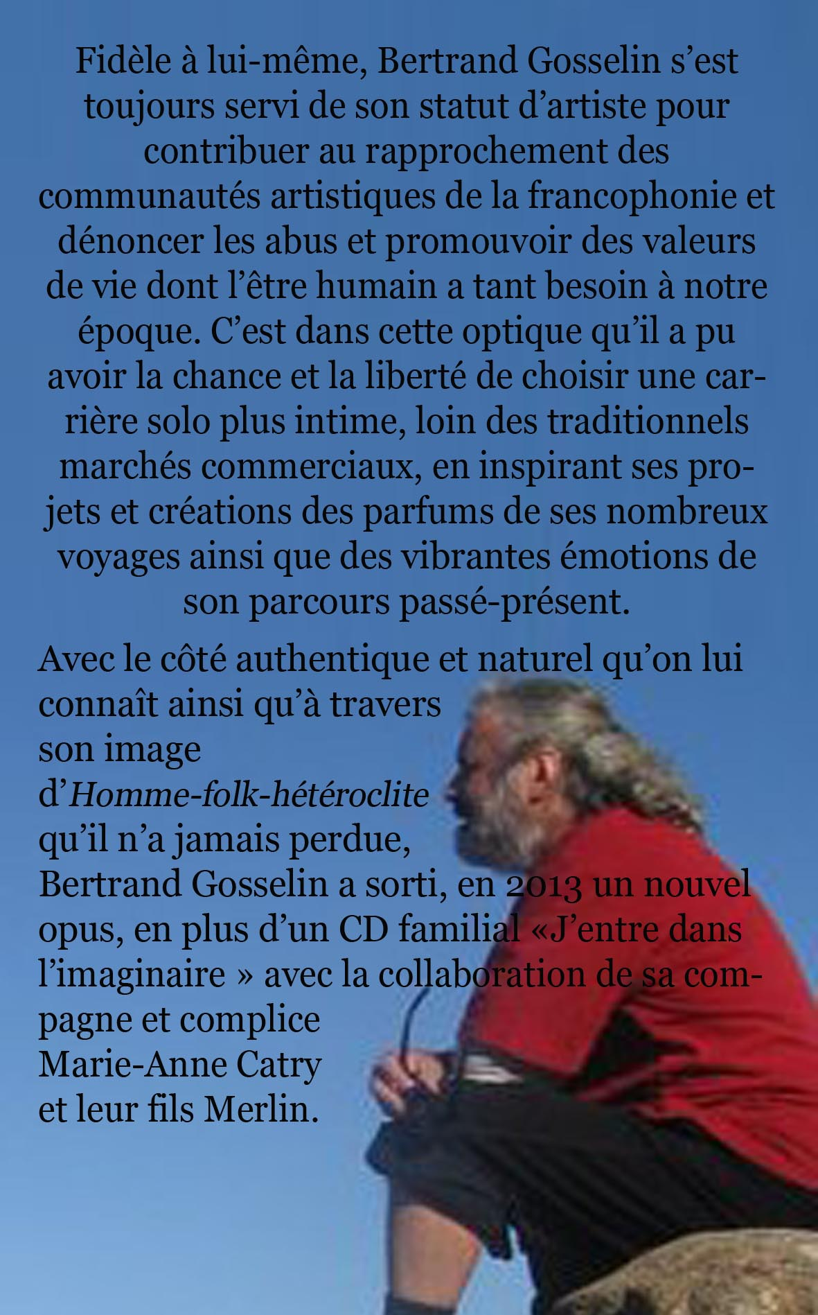 Bertrand Gosselin