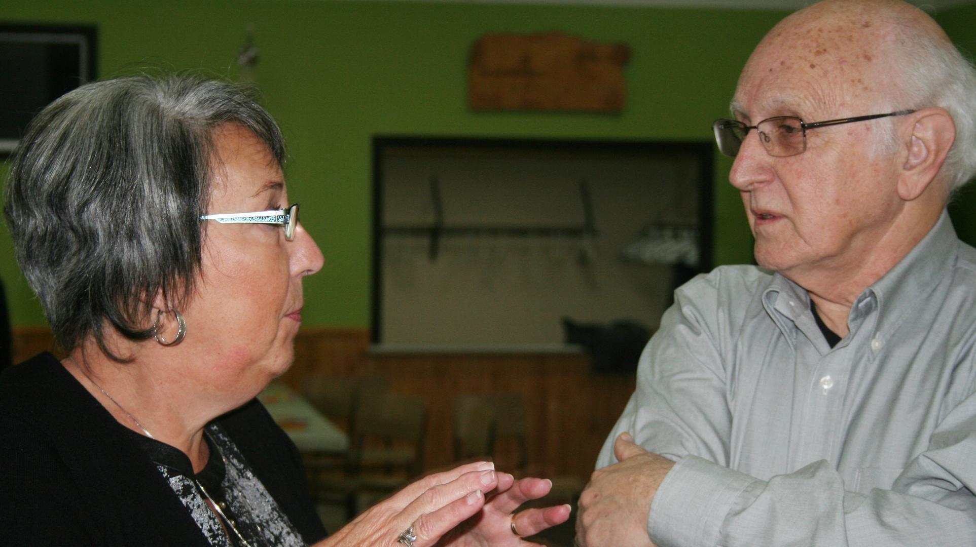Mireille et Richard
