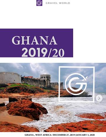 Ghana Group Travel, Afrochella
