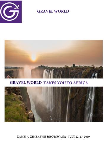 Zambia, Zimbabwe, Botswana group travel