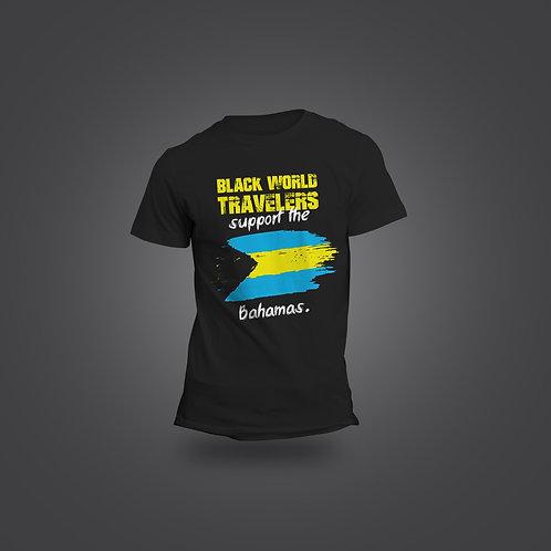 BWT Bahamas Relief shirt