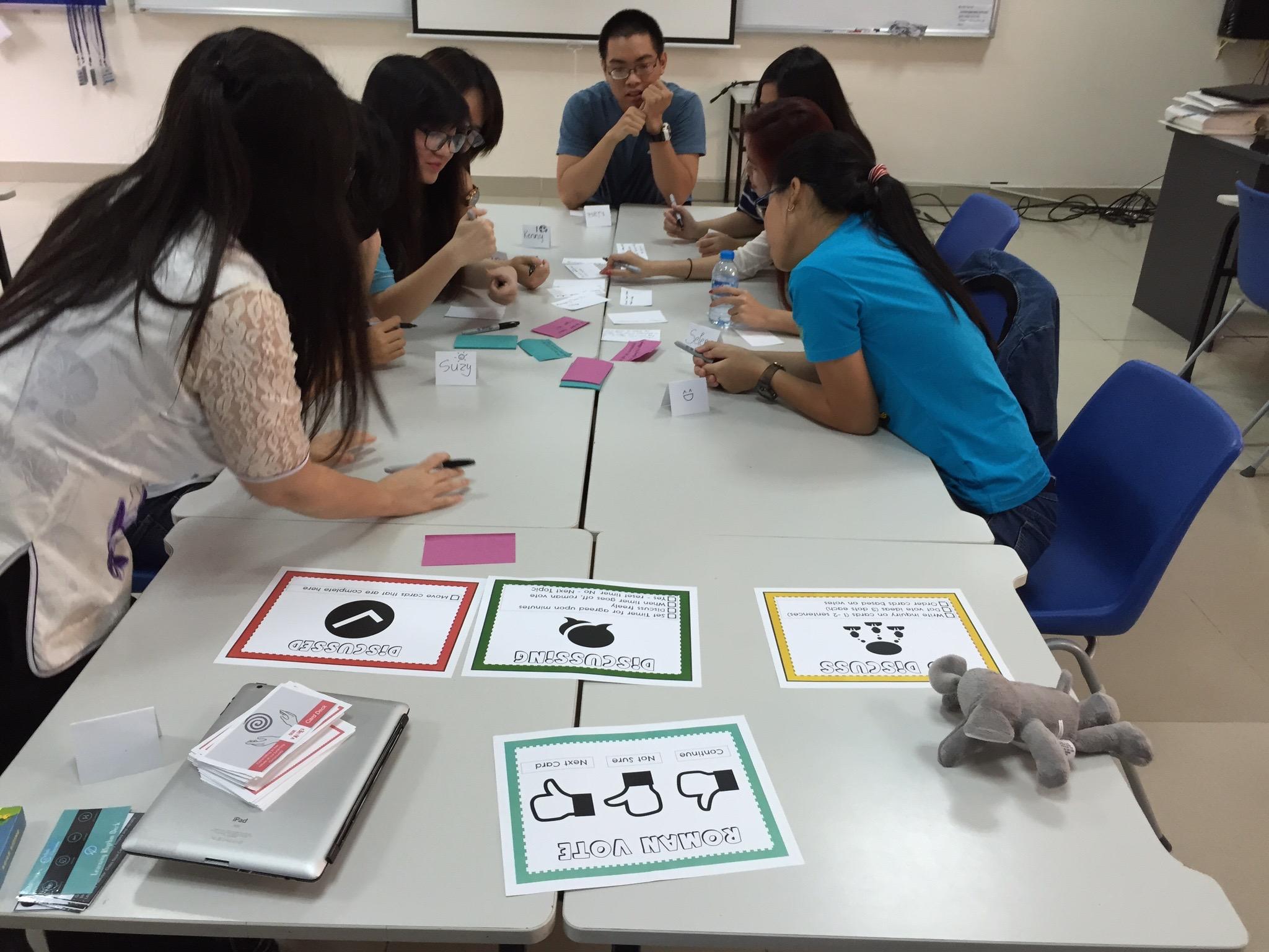 American School in Vietnam Wonder Ca